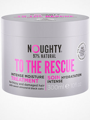 Hårprodukter - Noughty Noughty To The Rescue Intense Moisture Treatment 300ml