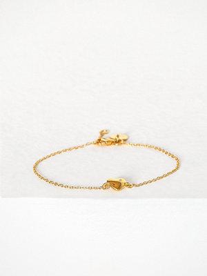 Syster P armband Lucky Me Bracelet Herat Guld