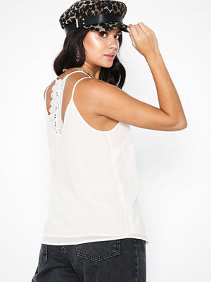 New Look Button Lace Back Cami