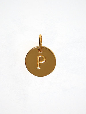 Syster P smycke Beloved Mini Letter P