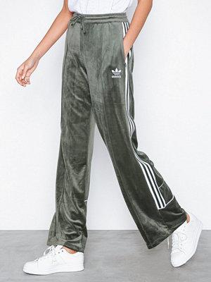 Adidas Originals omönstrade byxor Track Pants Grön