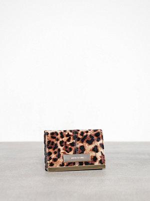 River Island Leopard Travel Card Holder Leopard