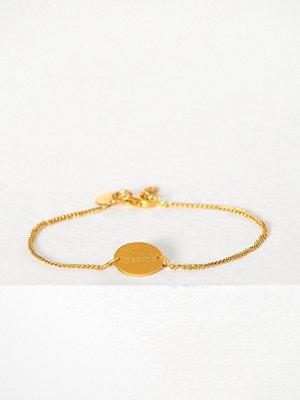 Syster P armband Minimalistica Breathe Bracelet Guld