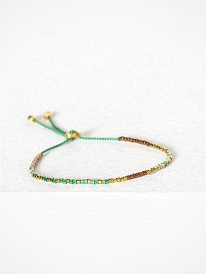 Syster P armband Code Bracelet Golden