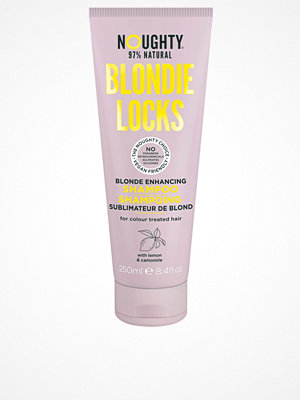 Hårprodukter - Noughty Noughty Blondie Locks Shampoo 250ml