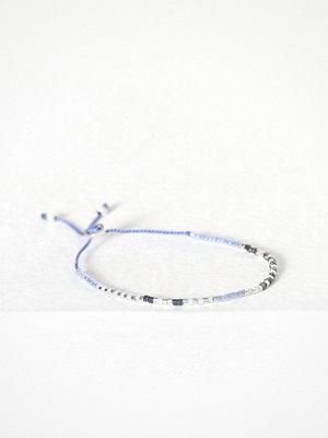 Syster P armband Code Bracelet Silver/Vit