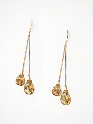 Syster P örhängen Botanica Fiddle Leaf Earrings