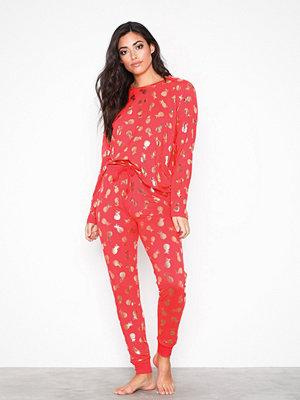 Pyjamas & myskläder - Chelsea Peers Pineapple PJ Set