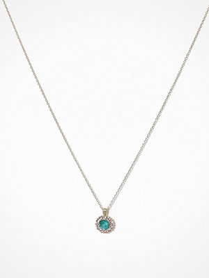 Lily and Rose halsband Sofia Necklace Green