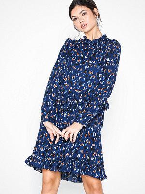 Vero Moda Vmsabby Zigga L/S Short Dress FD18