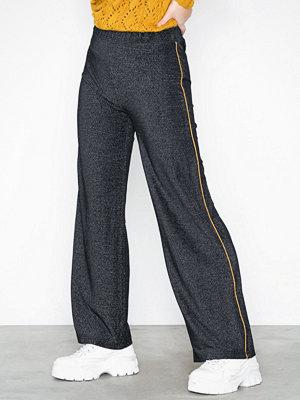 Sisters Point mörkgrå byxor Vigga Pants
