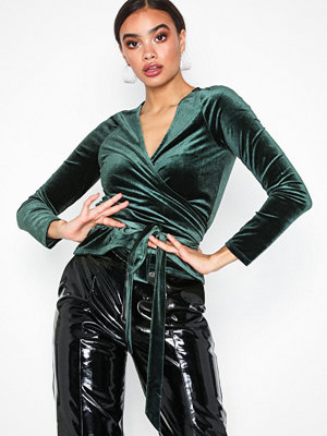 Vero Moda Vmbeaven L/S Wrap Top Exp