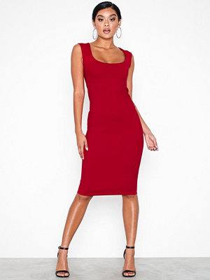 NLY One Push Up Neckline Dress