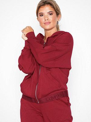 Calvin Klein Underwear Full Zip Hoodie Flerfärgad