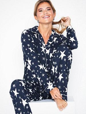 Pyjamas & myskläder - Chelsea Peers Sparkle Star PJ Set