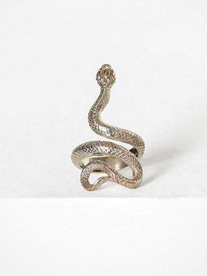 WOS ring Snok Silver