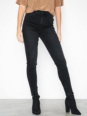 Noisy May Nmlexi Hw Skinny Ankzip Jeans VI876