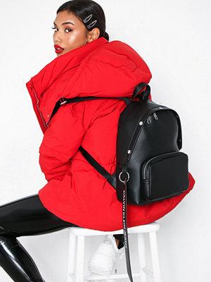 Calvin Klein svart ryggsäck Logo Banner Cp Backpack 35