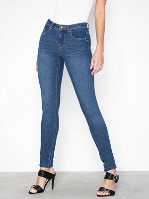 Only onlCARMEN Reg Sk Jeans Bb SOO5001 Blå