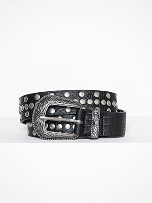 Bälten & skärp - Only onlCARLY Pu Nit Belt Acc