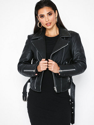 Skinnjackor - NuNoo Leather Jacket