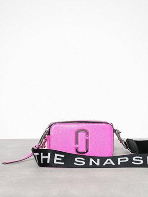 Marc Jacobs Snapshot Fluoro Rosa axelväska