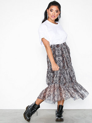 Noisy May Nmviggo Ginny Nw Aop Skirt X