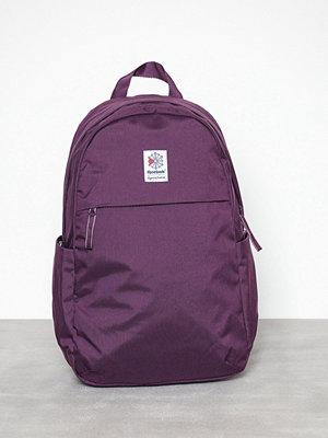 Reebok Classics omönstrad ryggsäck CL FO JWF Backpack Violet