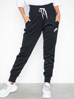 Nike svarta byxor NSW Jogger Pant Svart/Vit