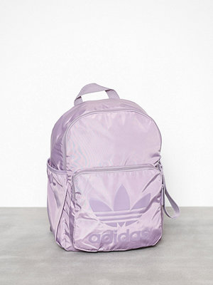 Adidas Originals omönstrad ryggsäck Backpack M Light Purple Grey