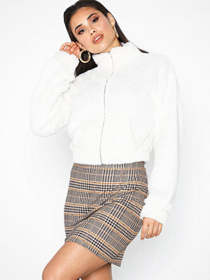 NLY Trend Printed Mini Skirt Rutig