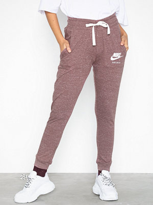 Nike omönstrade byxor W Nsw Gym Vntg Pant
