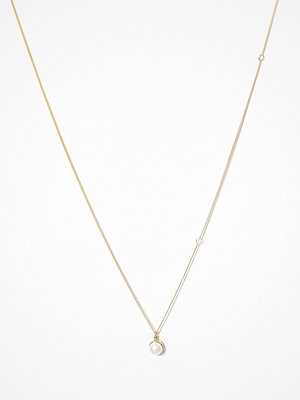 Cornelia Webb halsband Pearled Single Necklace Guld