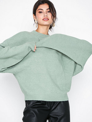 NLY Trend Sleeve Focus Knit