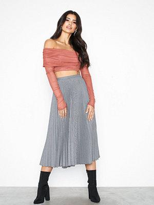 Kjolar - Lauren Ralph Lauren Suzu-A Line-Skirt Svart
