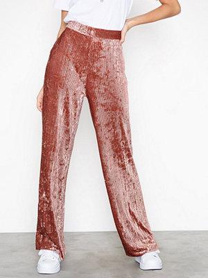 Aéryne omönstrade byxor bardot trousers