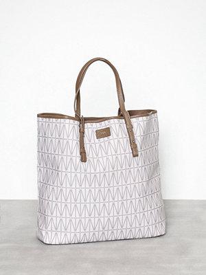Dagmar Shopping bag Cream