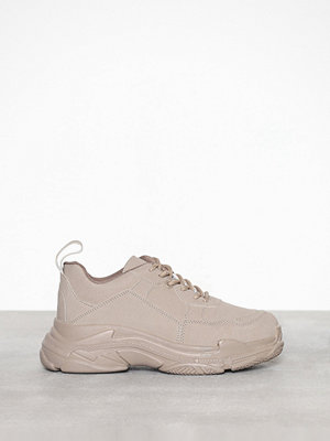 NLY Shoes Perfect Chunky Sneaker Beige