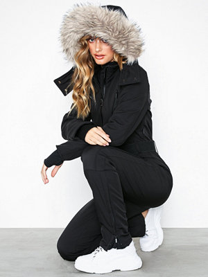 Topshop Sno Hooded Snow Suit