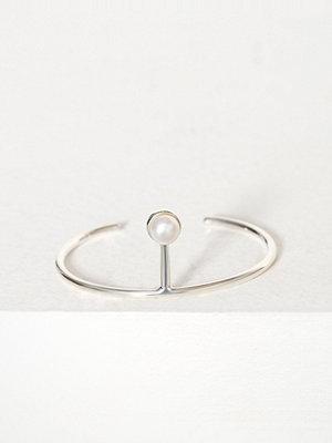 Cornelia Webb armband Pearled Single Cuff Silver