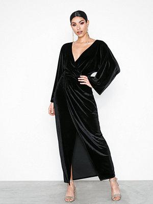 NLY Trend Kimono Velvet Dress