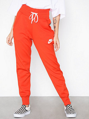 Nike röda byxor NSW Jogger Pant Orange