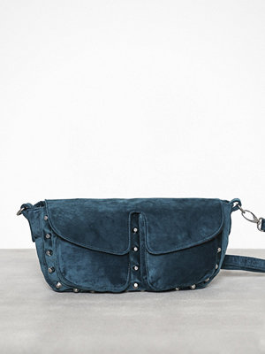 Adax turkos axelväska Unlimit shoulder bag Emily