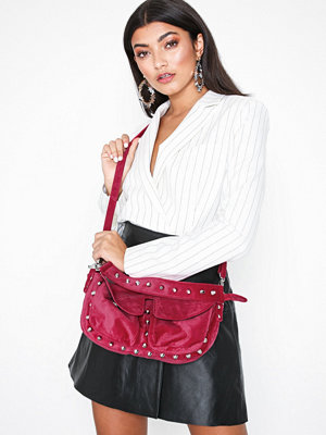 Adax rosa axelväska Unlimit shoulder bag Emily