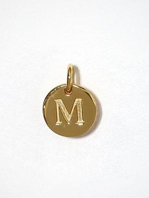 Syster P smycke Beloved Mini Letter M