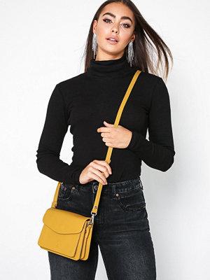 Adax gul axelväska Cormorano shoulder bag Thea Yellow