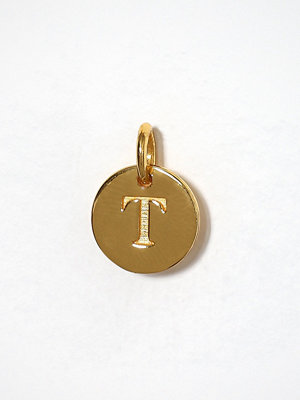 Syster P smycke Beloved Mini Letter T