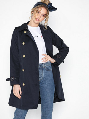 Lauren Ralph Lauren Trench Pkt-Cotton-Coat
