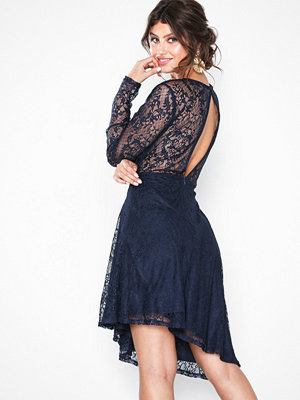 NLY Eve Draped Lace Dress