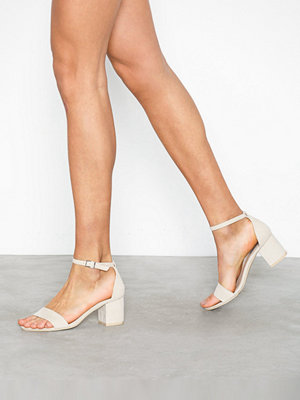 Pumps & klackskor - NLY Shoes Low Block Heel Sandal